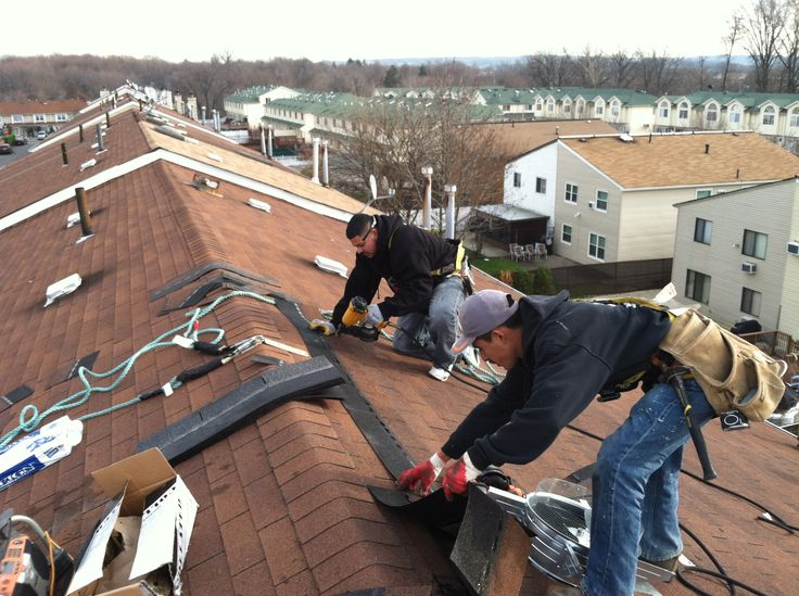 select professional roofers